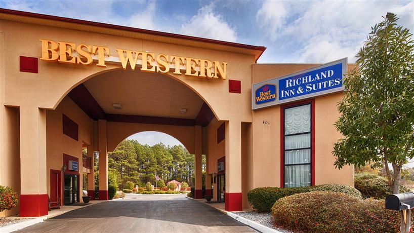 Best Western Richland Inn & Suites