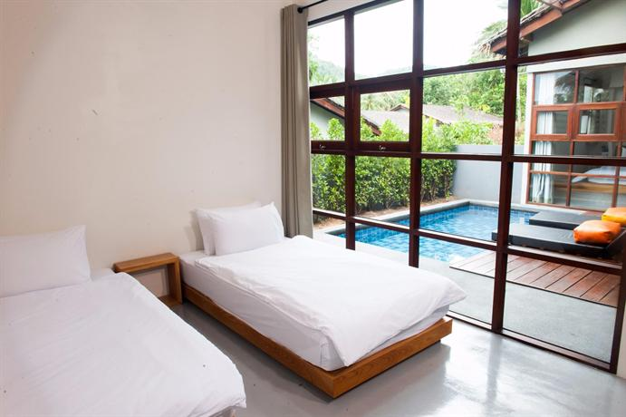 Floral Hotel Pool Villa Koh Samui