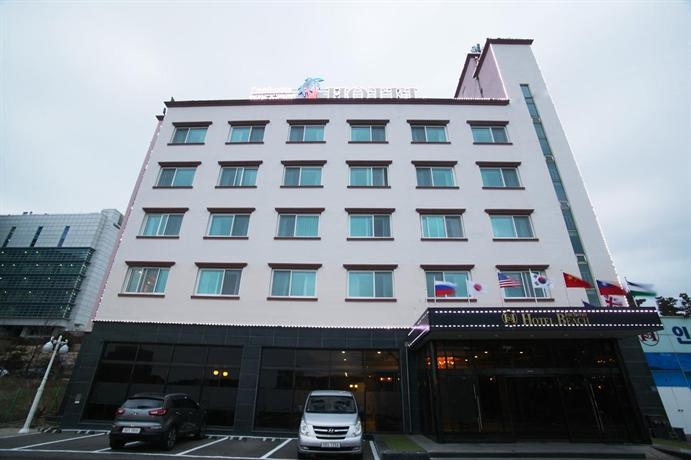 Incheon Airport Beach Hotel