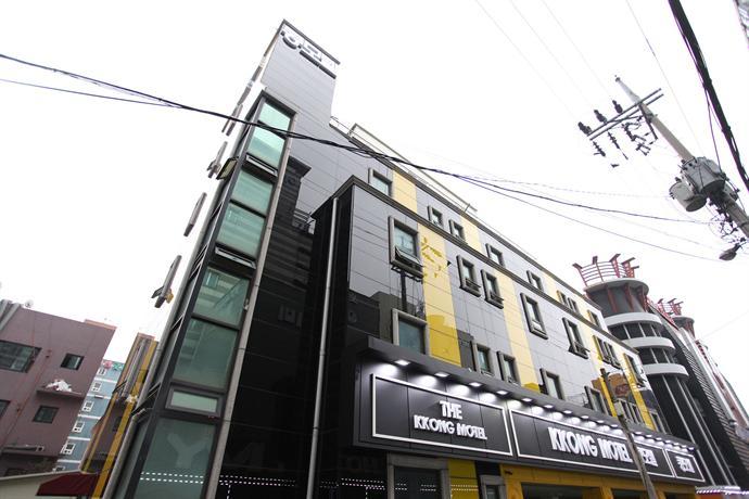 KKONG Motel, Incheon  pare Deals