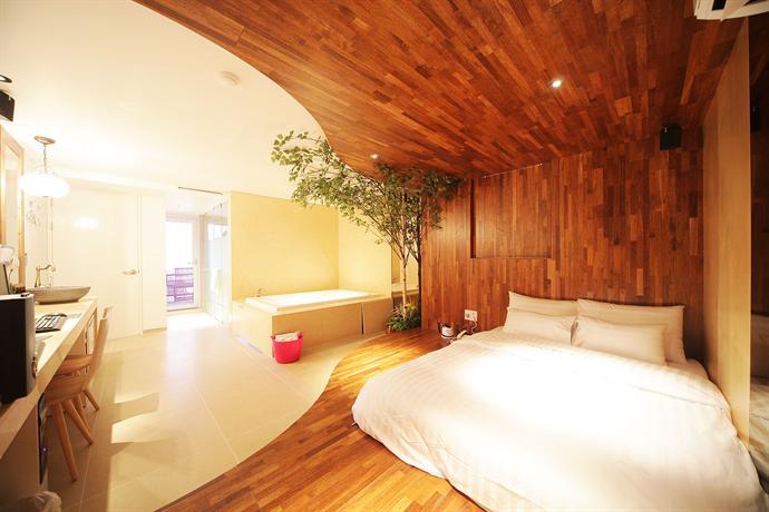 Połączenie spa w Seulu