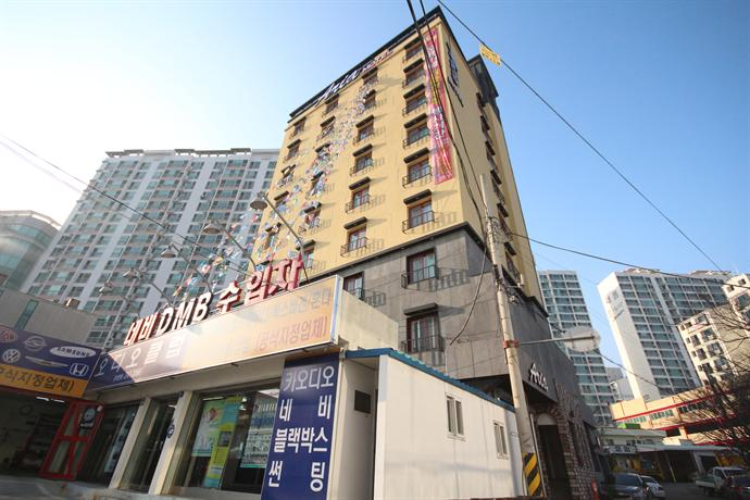 Aria Motel Changwon