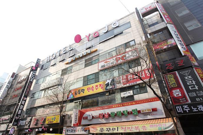 YaJa Pyeongchon Station
