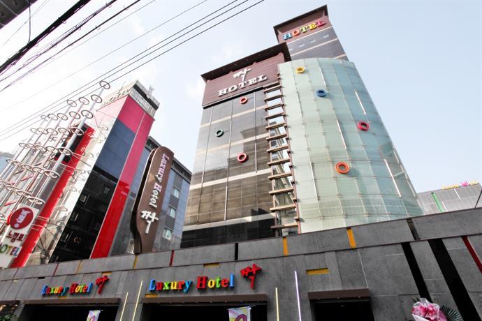 Hotel JJAK Bupyung