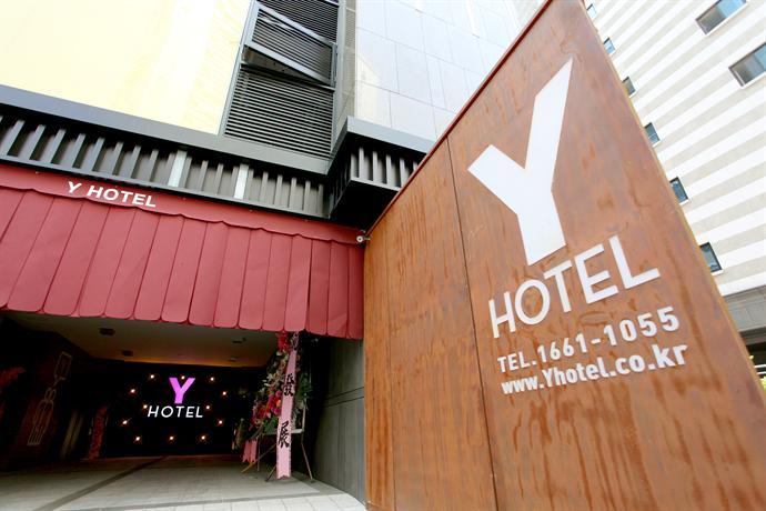 Shinchon Y Hotel