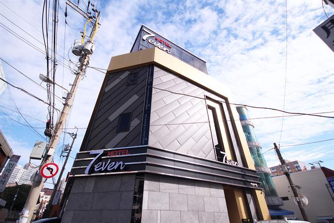 Seven Motel Suyeong-gu Busan