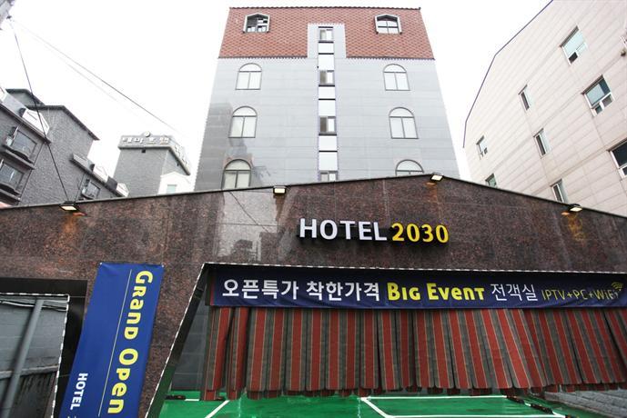 Incheon Songdo HOTEL 2030