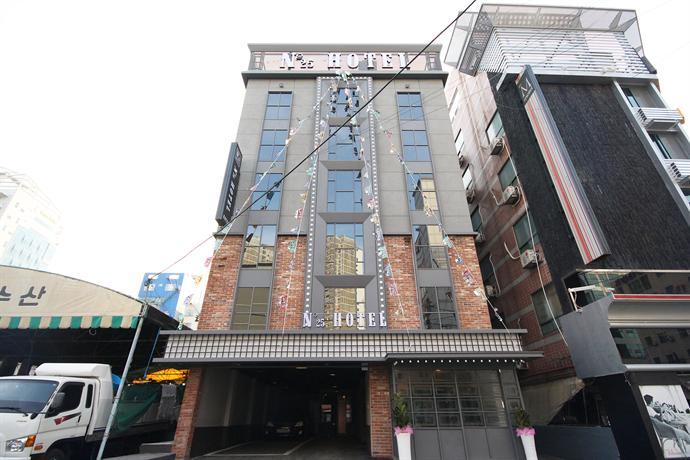 NO 25 Hotel Gwangan