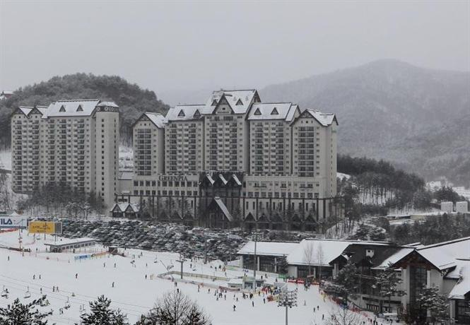 Yongpyong Resort Greenpia Condominium