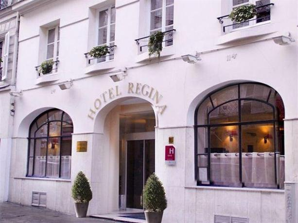 hotel regina opera grands boulevards paris compare deals. Black Bedroom Furniture Sets. Home Design Ideas
