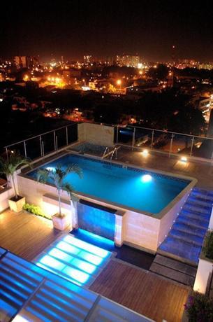 Hotel Sercotel Toscana Plaza