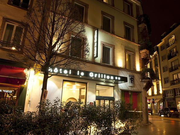 Hotel le Grillon Strasbourg