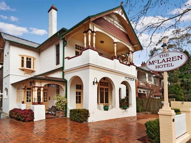McLaren Hotel - North Sydney