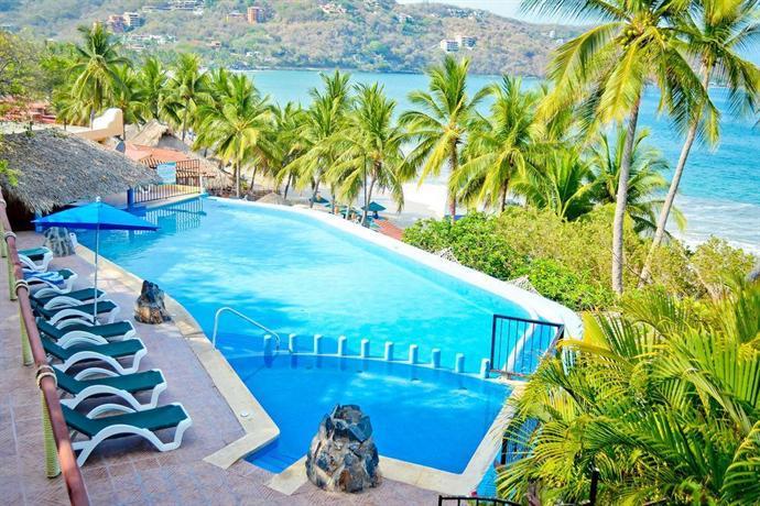 About Catalina Beach Resort Ixtapa Zihuatanejo