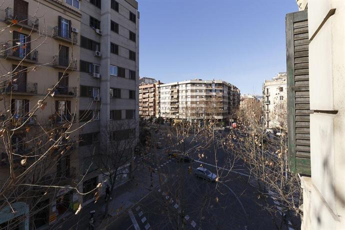 Apartments in Barcelona Eixample-Miro