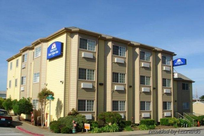 Americas Best Value Inn San Francisco Pacifica