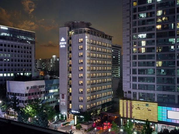 Hotel Atrium Jongno