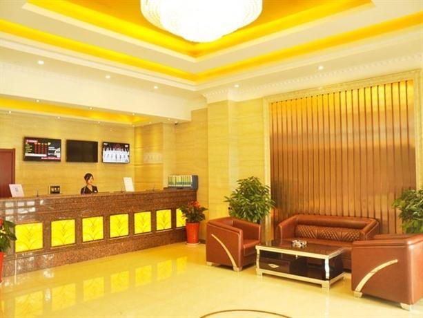 GreenTree Inn Taiyuan TISCO West Gate Express Hotel No 208 Datong Road Jiancaoping District Taiyuan City ShanXi Province Taiyuan China