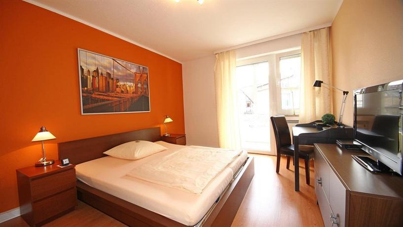 Stadthotel Julich - Hotelwohnungen