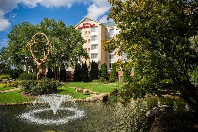 Hilton garden inn richmond innsbrook compare deals for Richmond gardens pool