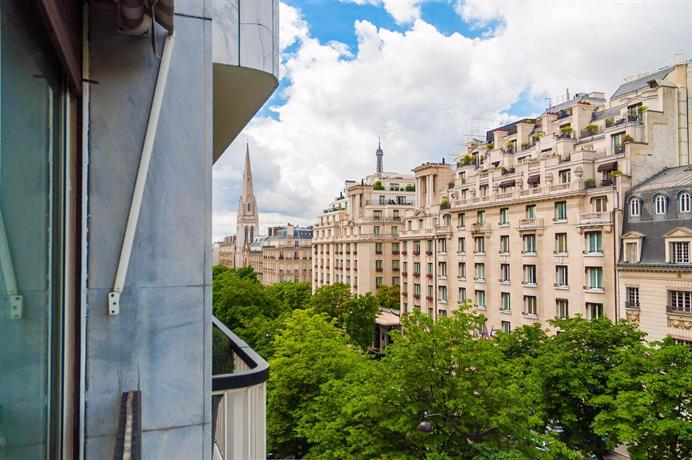 Furnished Apartment near Eiffel Tower