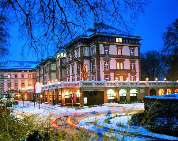 Danubius Grand Hotel Margitsziget, Budapest - Compare Deals