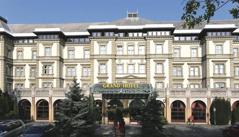 Danubius Grand Hotel Margitsziget Booking