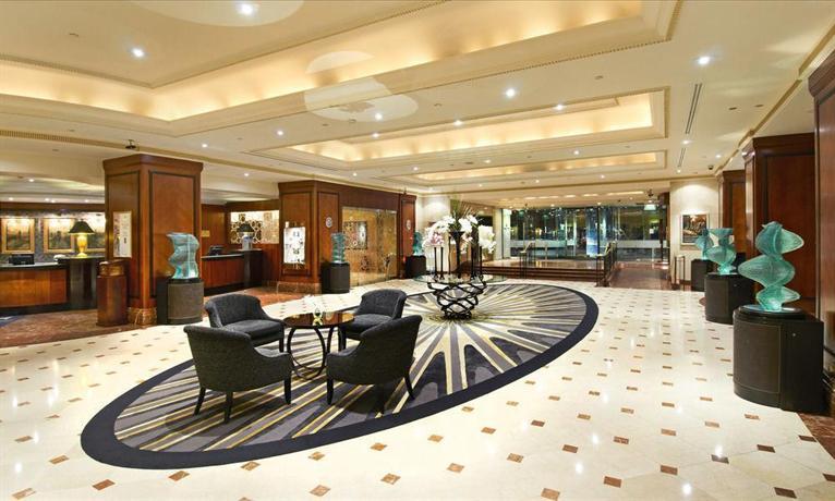 Hilton London Park Lane