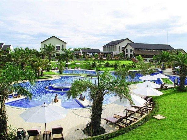 About Palm Garden Beach Resort Spa