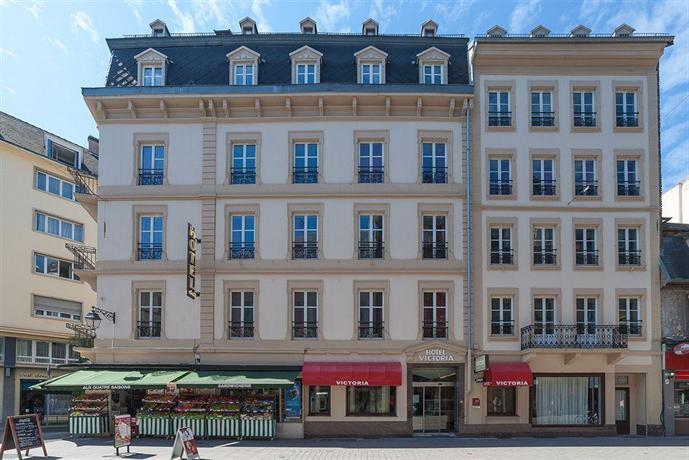Hotel Victoria Strasbourg Gare