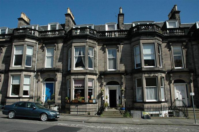 St Valery Guest House Edinburgh