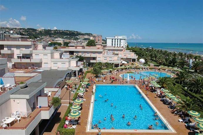 Residence Club Hotel Le Terrazze, Grottammare - Die günstigsten Angebote