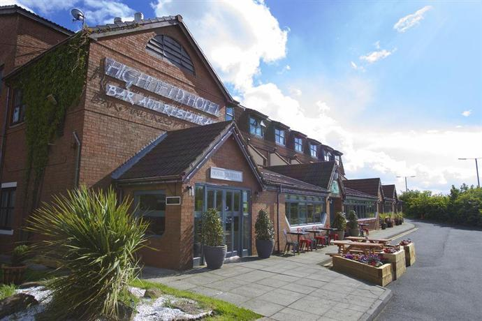 Highfield Hotel East Rainton