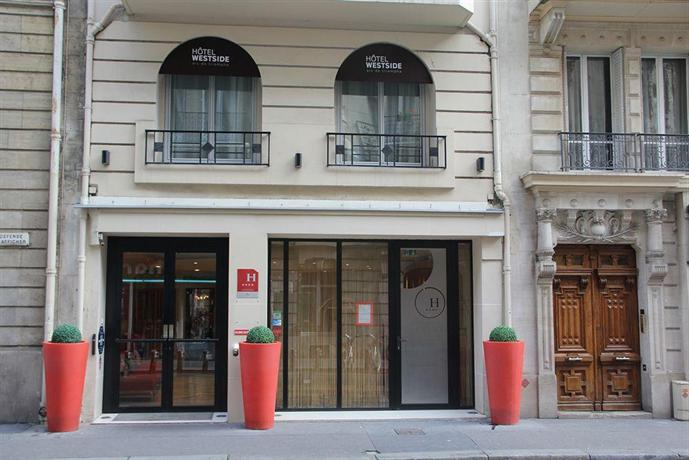 Find hotel in porte maillot hotel deals and discounts findhotel - Porte maillot paris hotel ...
