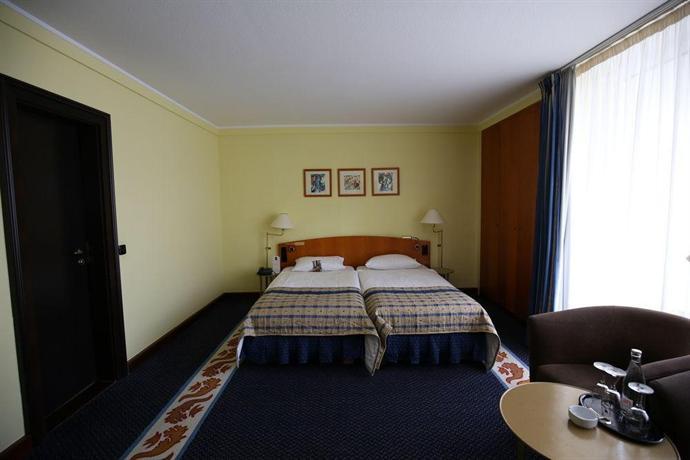 Frankfurt Hotel Savigny