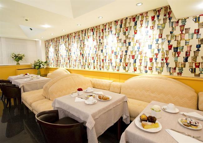 Hotel D Este Milano Viale Bligny