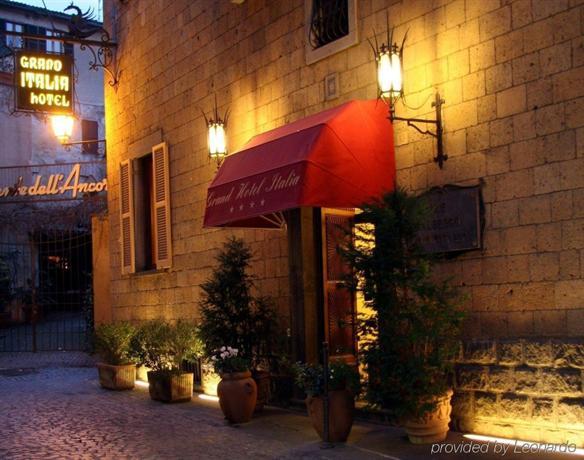 Grand Hotel Italia Orvieto