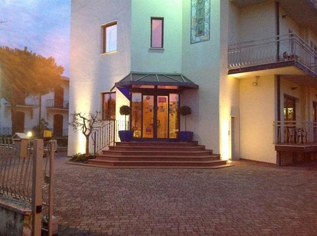 Villa Rosa Hotel Sirmione