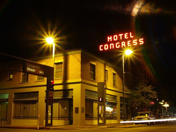 The Historic Hotel Congress