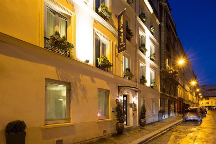 Hotel Jardin De Villiers Paris Comparez Les Offres