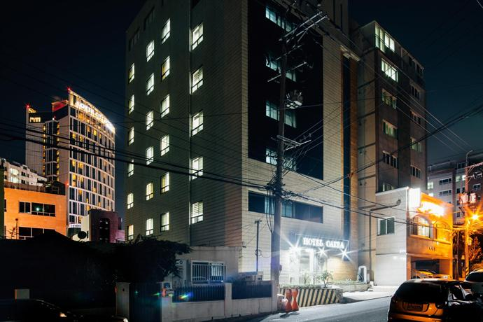 Jeju Oakra Hotel