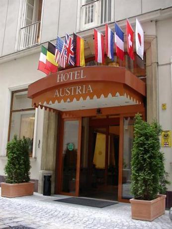 Austria Hotel Vienna