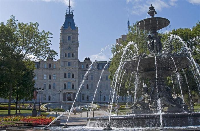 Hotel Acadia Quebec City