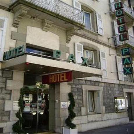 Hotel Pax Geneva