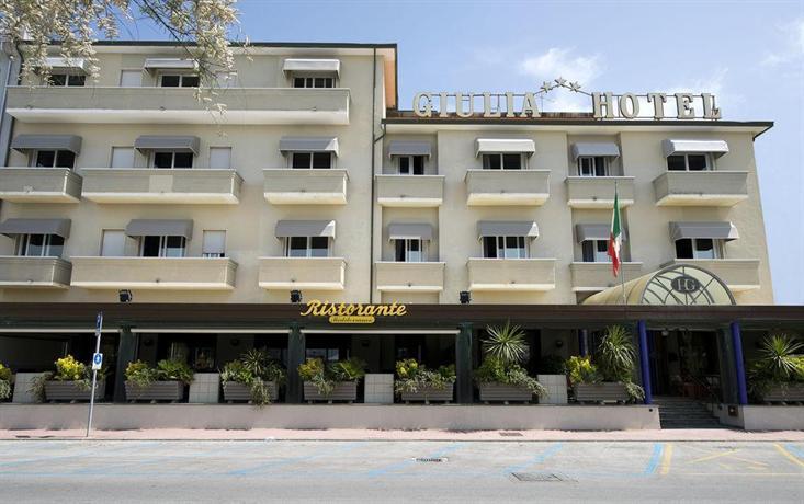 Hotel Giulia Camaiore