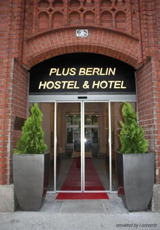 PLUS Berlin Hostel and Hotel