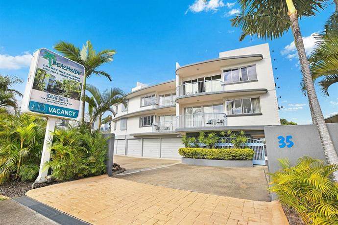 Beachside Mooloolaba