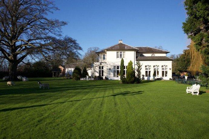 Hallmark Hotel Wrexham Llyndir Hall Near Chester