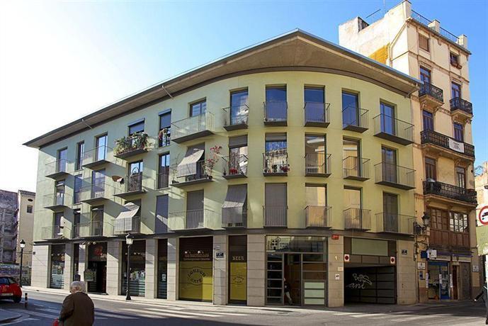 Apartamentos negrito hotels valence for Comparateur de prix hotel espagne