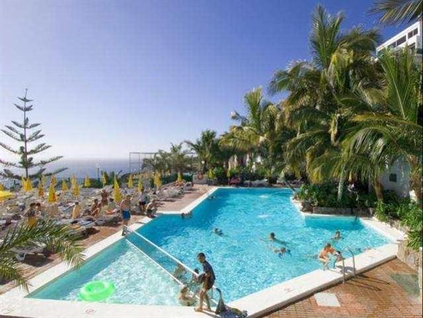 Hotel deals puerto rico gran canaria